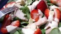 More pictures of Chicken Strawberry Spinach Salad with Ginger-Lime Dressing
