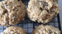 More pictures of Grandma's Oatmeal Raisin Cookies
