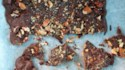 More pictures of Chocolate Pecan Bark