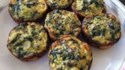More pictures of Spinach Mushroom Quiche