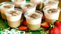 More pictures of Chocolate-Strawberry-Baileys® Pudding Shots