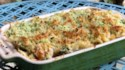 More pictures of Cheesy Bacon Pasta Bake with Broccoli Crumble