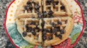 More pictures of Coconut Chocolate Chip Waffles