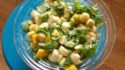 More pictures of Tropical Hearts of Palm Salad with Mango and Avocado