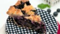 More pictures of Blueberry, Goat Cheese, and Basil Pie