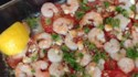 More pictures of Mediterranean Shrimp with Tomatoes and Feta
