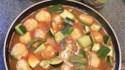 More pictures of Turkey-Zucchini Enchilada Meatballs