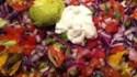 More pictures of Veggie Nacho Salad