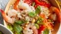 More pictures of Shrimp Noodle Bowls