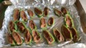 More pictures of Peanut Butter Stuffed Jalapenos