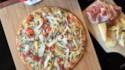 More pictures of Prosciutto-Artichoke Pizza