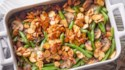 More pictures of Healthier Homemade Green Bean Casserole