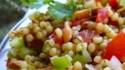 More pictures of Almond Citrus Couscous