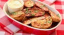 More pictures of Air Fryer Fingerling Potatoes with Dip