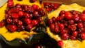 More pictures of Cranberry Sauce for Acorn Squash