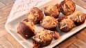 More pictures of Honey-Pecan Mini Muffins