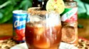 More pictures of Micheladas with Tajin
