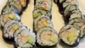 More pictures of California Sushi Roll
