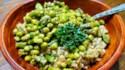 More pictures of Pesto Farro with Spring Veggies