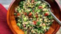 More pictures of Farro Tabbouleh