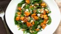 More pictures of Roasted Sweet Potato Salad with Feta