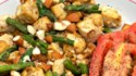 More pictures of Air Fryer Vegan Tofu and Asparagus Scramble