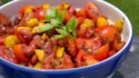 More pictures of Sweet Pepper Balsamic Bean Salad