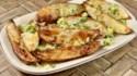More pictures of Lemon-Garlic Potato Wedges