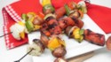 More pictures of Grilled Turkey Sausage Kabobs