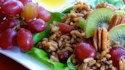More pictures of Nutty Wild Rice Salad with Kiwifruit and Red Grapes