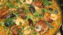 More pictures of Easy Paella
