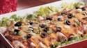 More pictures of Chicken Enchiladas
