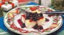 More pictures of Blueberry Blintz Souffle