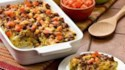 More pictures of Mexican Potato Sausage Casserole