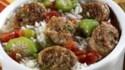 More pictures of Italian Sausage Jambalaya