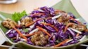 More pictures of Asian Coleslaw with Candied Walnuts
