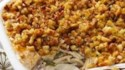 More pictures of Creamy Stuffing-Topped Turkey