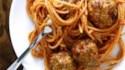 More pictures of Creamy Sun-Dried Tomato Spaghetti and Turkey Meatballs