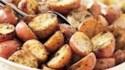 More pictures of Crispy Pesto Potatoes