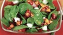 More pictures of Almond Spinach Salad