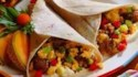 More pictures of Maple Sausage Breakfast Burritos
