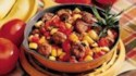 More pictures of Sausage and Vegetable Skillet