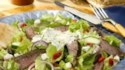 More pictures of Gyro Steak Salad (with Tzatziki dressing)