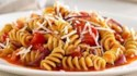 More pictures of Rotini with Cherry Tomatoes, Caramelized Onions and Pancetta