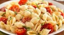 More pictures of Shells with Cherry Tomatoes, Basil and Parmigiano-Reggiano Cheese
