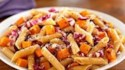 More pictures of Winter Vegetables over Penne Pasta