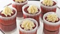 More pictures of Mini Red Velvet Cupcakes with White Chocolate Mousse