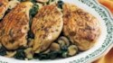 More pictures of Grilled Chicken Over Spinach