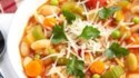 More pictures of Minestrone Soup