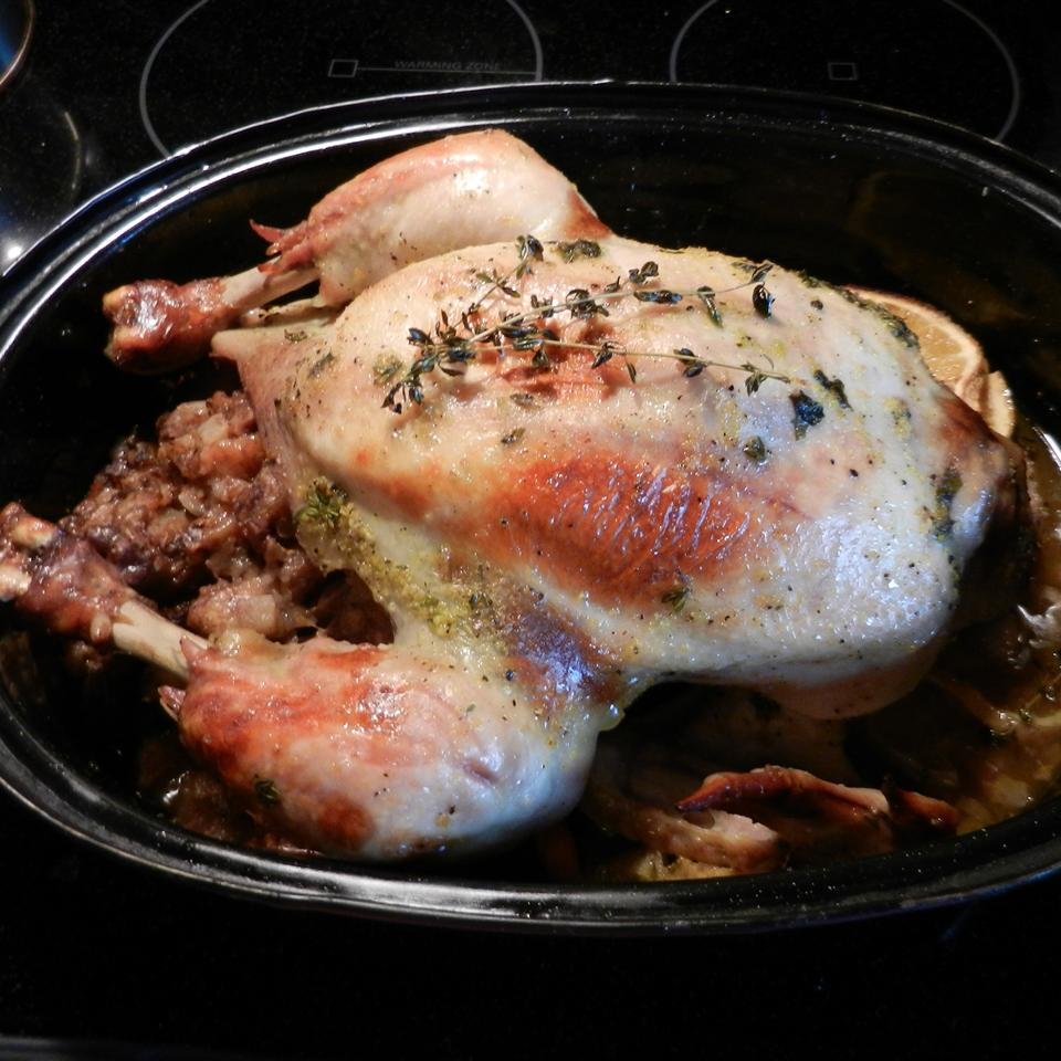 Holiday Fruit Stuffed Roasted Chicken Care2Adopt